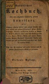Gründliches Kochbuch
