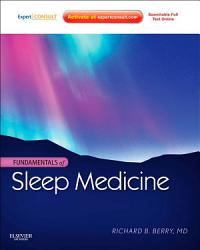 Fundamentals Of Sleep Medicine E Book Book PDF