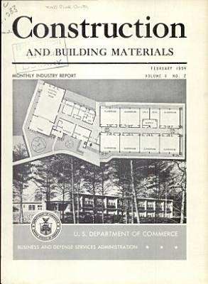 Construction and Building Materials PDF