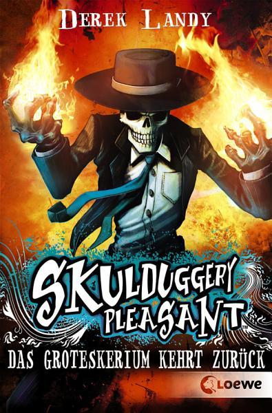 Skulduggery Pleasant 2
