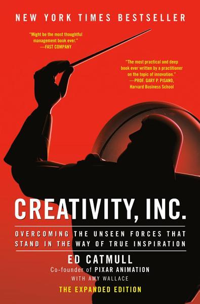 Download Creativity  Inc  Book