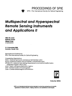 Multispectral and Hyperspectral Remote Sensing Instruments and Applications II PDF
