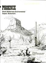 Proposed Wilderness Program for the Phoenix Wilderness EIS Area
