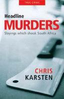Headline Murders PDF