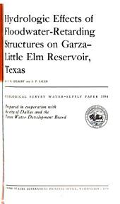 Geological Survey Water-supply Paper: Issues 1984-1986