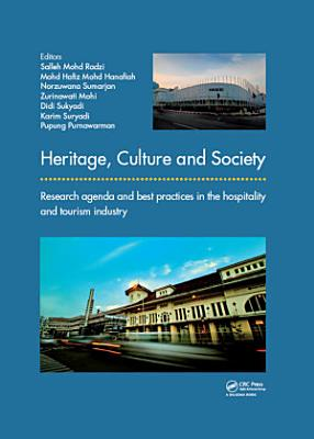Heritage  Culture and Society PDF