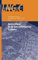 Innovations in 3D Geo Information Systems PDF
