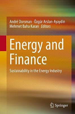 Energy and Finance