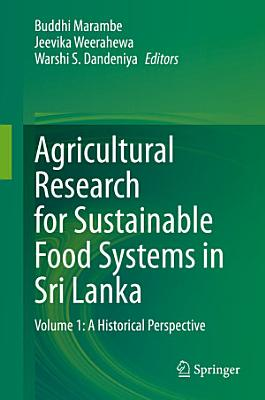 Agricultural Research for Sustainable Food Systems in Sri Lanka