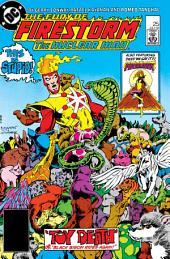 The Fury of Firestorm (1982-) #25