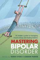Mastering Bipolar Disorder