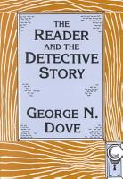 The Reader and the Detective Story PDF