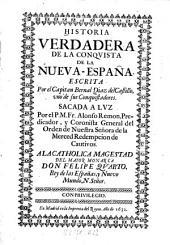 Historia verdadera de la conquista de la Nueva-España