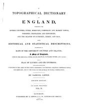 A topographical dictionary of England: Volume 2