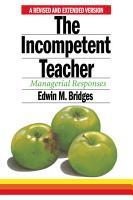 The Incompetent Teacher PDF