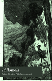Philoméla: livre lyrique