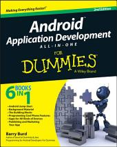 Android Application Development All-in-One For Dummies: Edition 2