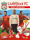 The Official Liverpool FC Sticker Colouring Book PDF