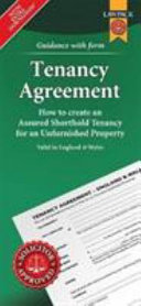 Unfurnished Tenancy Agreement Form Pack