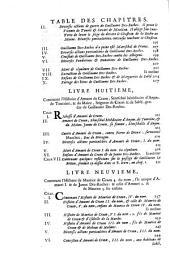 Histoire de Sablé. Première partie par Monsieur Ménage