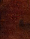 Bradshaw's Handbook, 1863