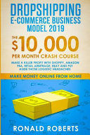Dropshipping E-commerce Business Model #2019