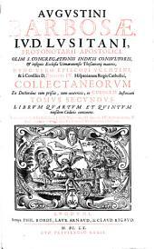 Collectanea ex Doctoribus tum priscis tum neotericis in Codicem Justiniani