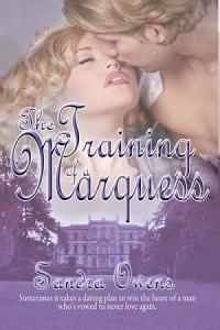 The Training of a Marquess Book