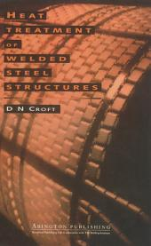 Heat Treatment of Welded Steel Structures