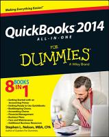 QuickBooks 2014 All in One For Dummies PDF