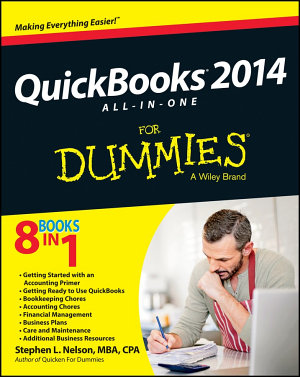 QuickBooks 2014 All in One For Dummies