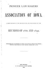A Brief History of the Organization and Proceedings of the Reunions of ...