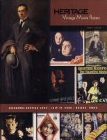 Heritage Vintage Movie Posters Signature Auction  603 PDF