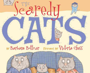 The Scaredy Cats PDF