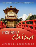 The Oxford Illustrated History of Modern China PDF