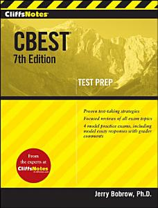 CliffsNotes CBEST  7th Edition Book