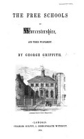 The Free Schools of Worcestershire and Their Fulfilment PDF