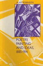 Poetry, Painting and Ideas, 1885–1914