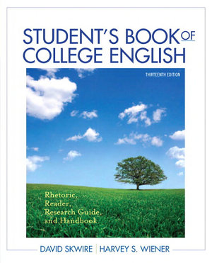 Student s Book of College English