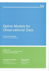 Spline Models for Observational Data