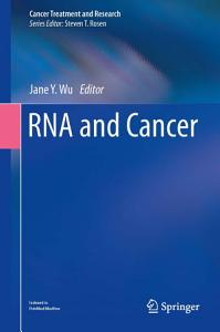 RNA and Cancer Book