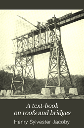 A Text-book on Roofs and Bridges: Volume 3