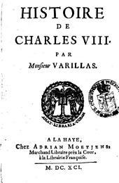 Histoire de Charles VIII.