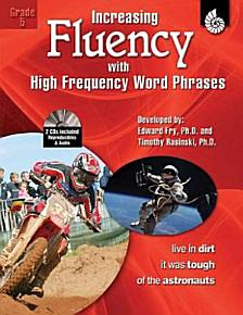 Increasing Fluency with High Frequency Word Phrases Grade 5 PDF