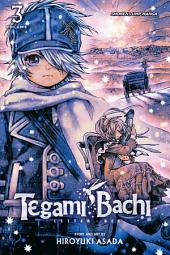 Tegami Bachi, Vol. 3: Meeting Sylvette Suede