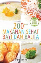 200+ MAKANAN SEHAT BAYI & BALITA