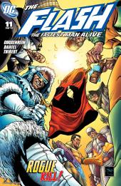 Flash: The Fastest Man Alive (2006-) #11