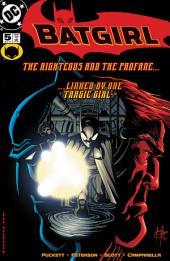 Batgirl (2000-) #5