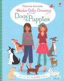 Sticker Dolly Dressing Dogs and Puppies Book