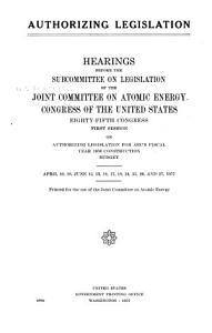 AEC Authorizing Legislation PDF